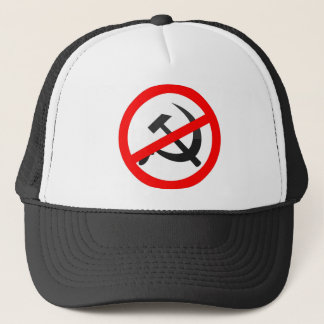 Anti-Communism Trucker Hat