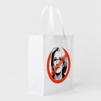 Anti-Devos Reusable Grocery Bag