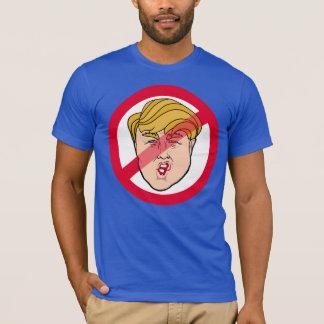 ANTI DONALD Caricature - Anti-Trump - T-Shirt
