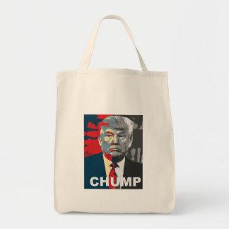 Anti Donald Trump Campaign | Chump 2016 Bag