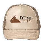 Anti-Donald Trump Trucker Hat (Dump   2016)