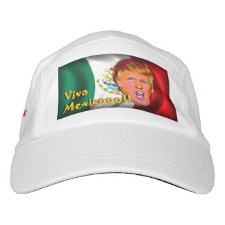 "Anti-Donald Trump ""Viva Mexico"" hat. Hat"