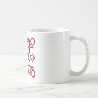 anti drug coffee mug
