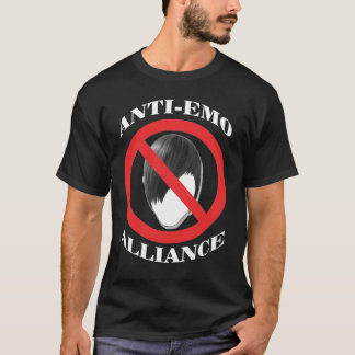 Anti Emo Alliance T-Shirt