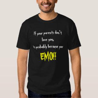 anti-EMO Tee Shirts