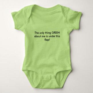 Anti-Environmental Jumper Baby Bodysuit