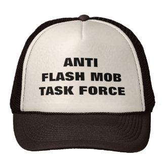 Anti Flash Mob Task Force Cap