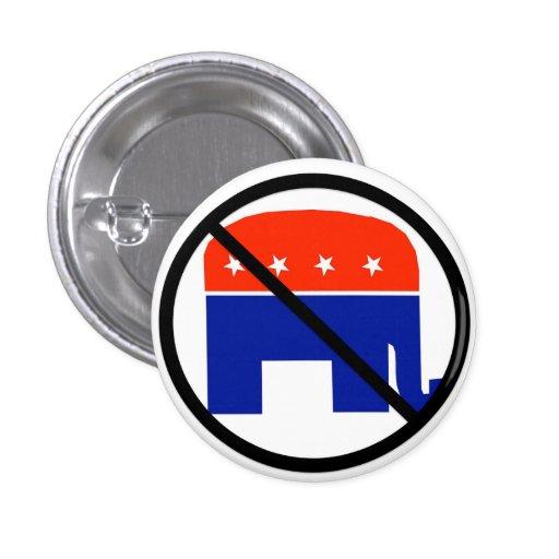 Anti-GOP Button