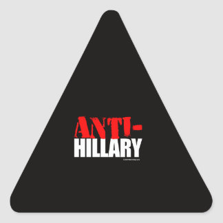 ANTI-HILLARY BOLDEST - Anti Hillarypng white -.png Stickers
