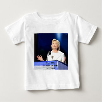 anti hillary clinton baby T-Shirt