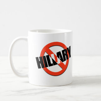 Anti-Hillary Coffee Mug