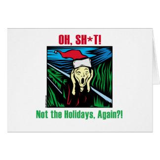 Anti Holiday Gifts Card