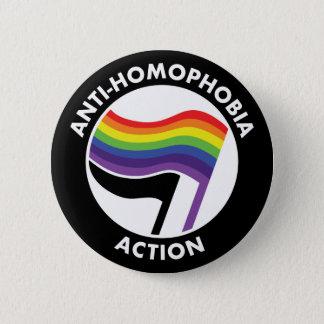 Anti-Homophobia Antifa Button