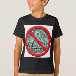 Anti Illuminati T shirt