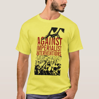 ANTI-IMPERIALIST T-Shirt