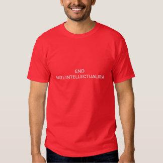 anti-intellectualism t shirt