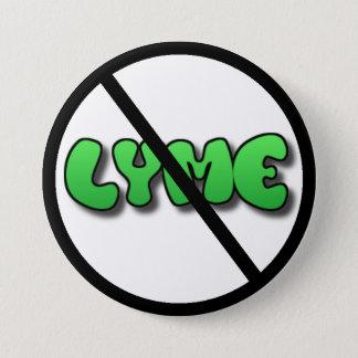 Anti Lyme Disease Button