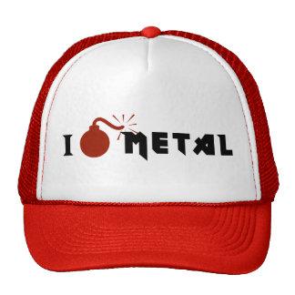 Anti-Metal Lid Cap