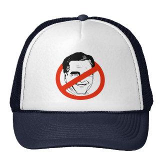 Anti Mitt Romney white - Mesh Hats