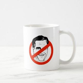 Anti Mitt Romney white - Coffee Mugs
