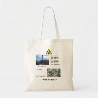 Anti Nuclear Power Bag