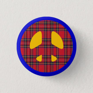 Anti Nuclear Scottish Independence Badge