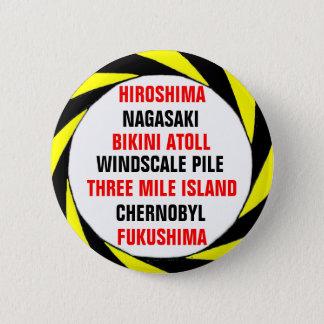 Anti-NUKE 6 Cm Round Badge