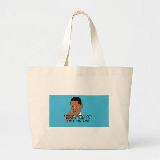 Anti Obama 2012 Presidental Elections Bag