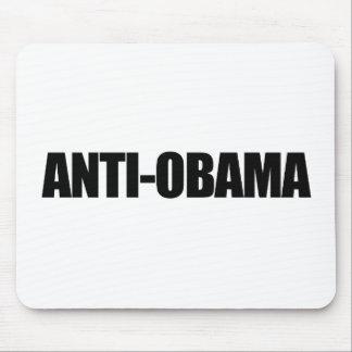 Anti-Obama - ANTIOBAMA Mouse Pad