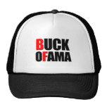 Anti-Obama - BUCK OFAMA T-SHIRT Trucker Hats
