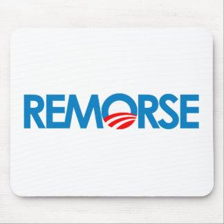 Anti-Obama Bumpersticker - Remorse Mouse Pad