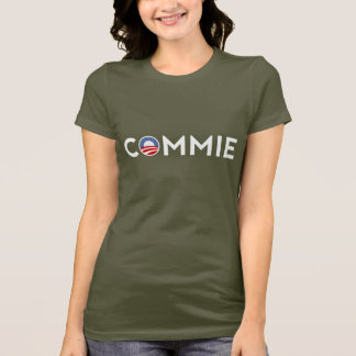 Anti-Obama COMMIE T-Shirt