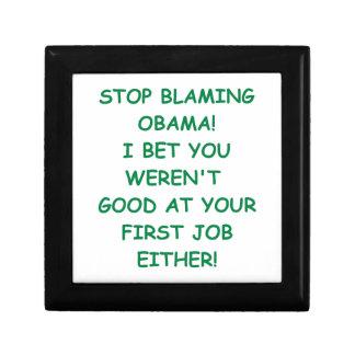 anti obama jewelry box
