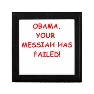 anti obama jewelry boxes