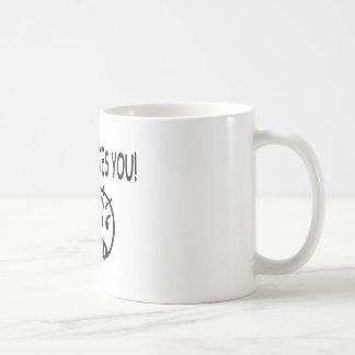 Anti-Obama Hates You Mug