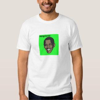 Anti Obama ipod design Tee Shirt