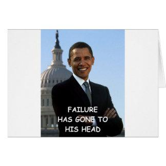 anti obama joke cards