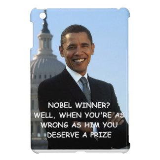anti obama joke iPad mini cases