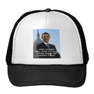 anti obama joke trucker hats