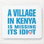 Anti Obama Mouse Mats