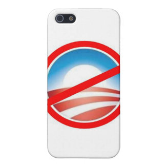 Anti-Obama - No Obama 2012 iPhone 5 Case