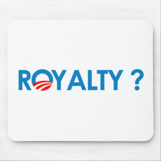 Anti-Obama - ROYALTY Mouse Pads