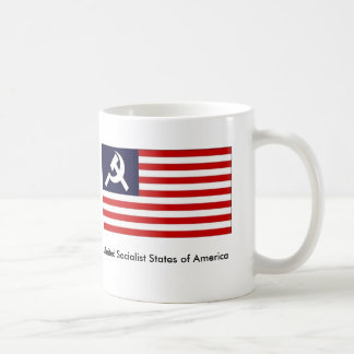 Anti Obama Socialist USA  Mug