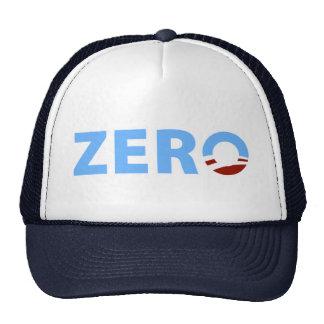 Anti-Obama: Zero Cap