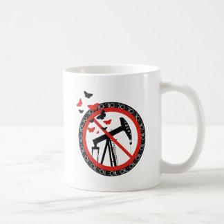 Anti Oil Exploitation Coffee Mug