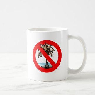 ANTI-OIL SPILL COFFEE MUGS
