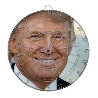 Anti President Donald Trump Dartboard