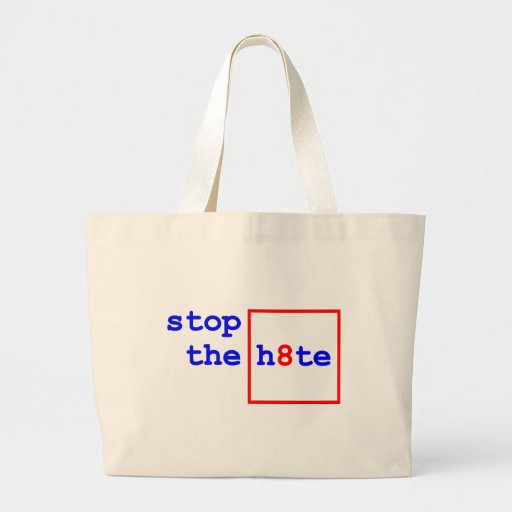 Anti-Proposition 8: stop the h8te Bags