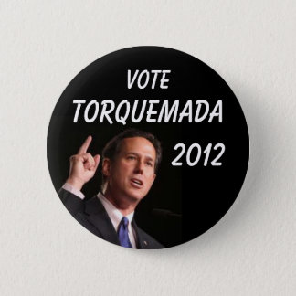 Anti-Rick Santorum button