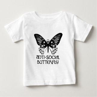 Anti-Social Butterfly Tee Shirt